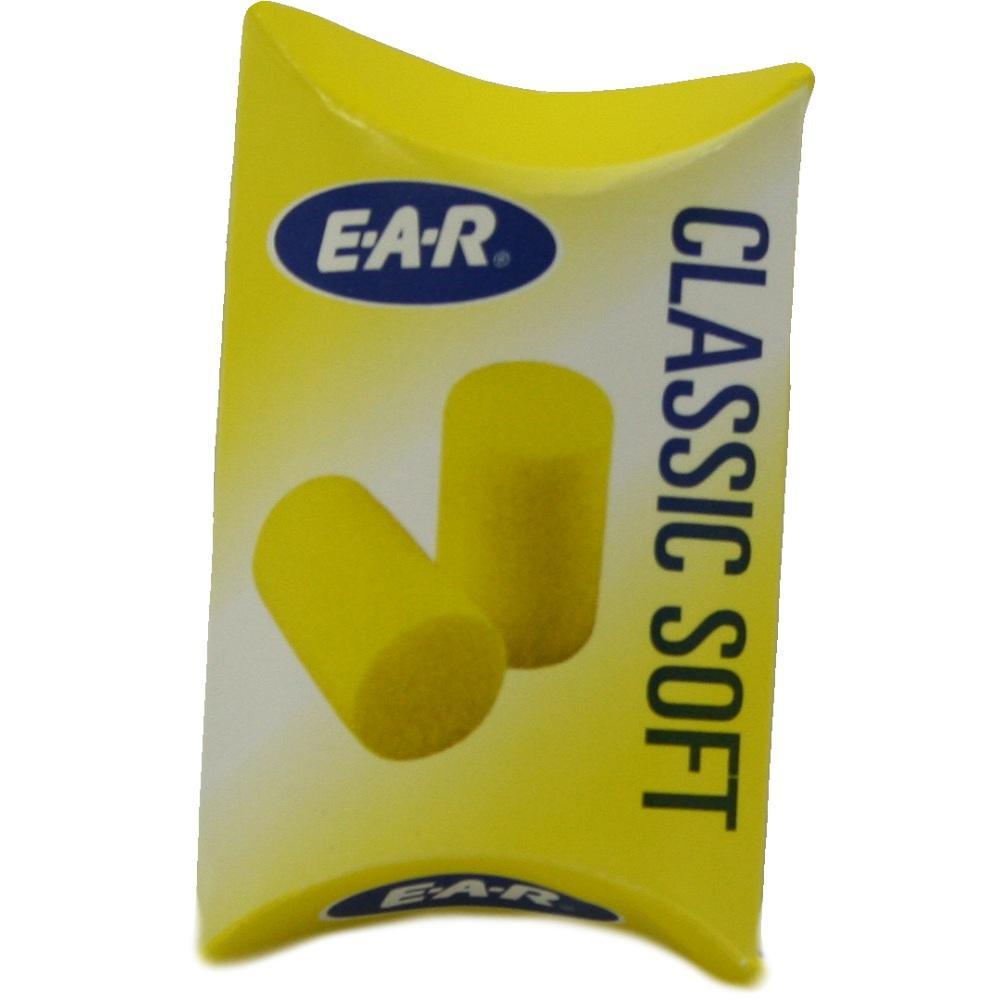 00099116, EAR CLASSIC SOFT GEHOERSCHUTZSTOEPSEL, 2 ST