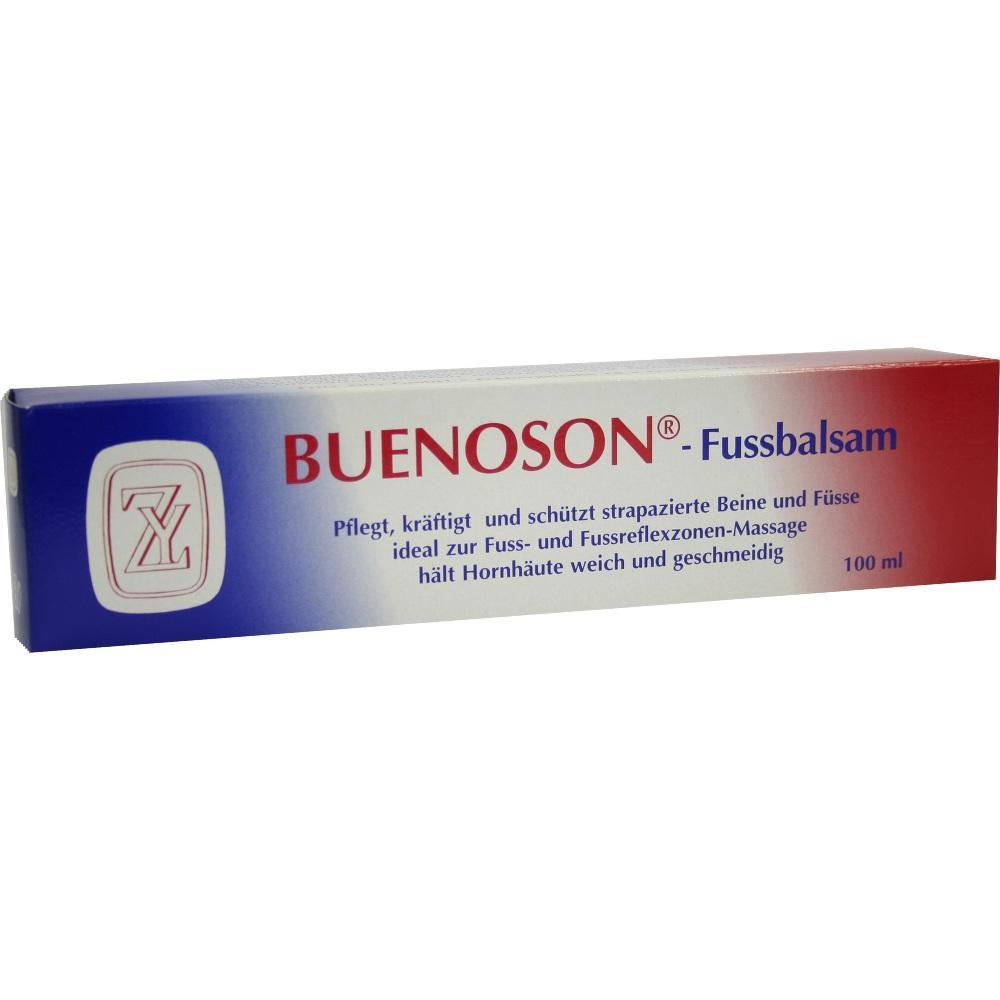 00111780, BUENOSON-Fußbalsam, 100 G