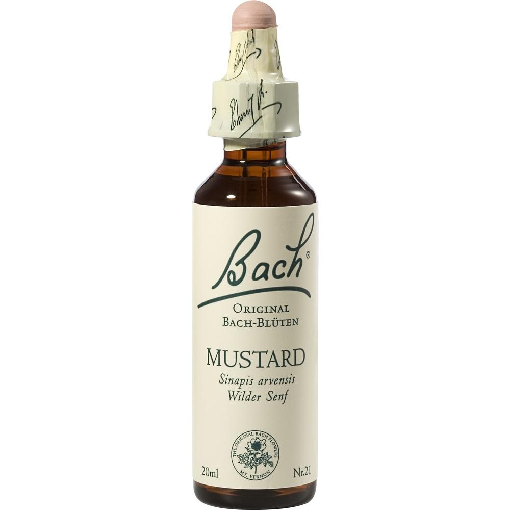 00114910, Bach-Blüte Mustard, 20 ML