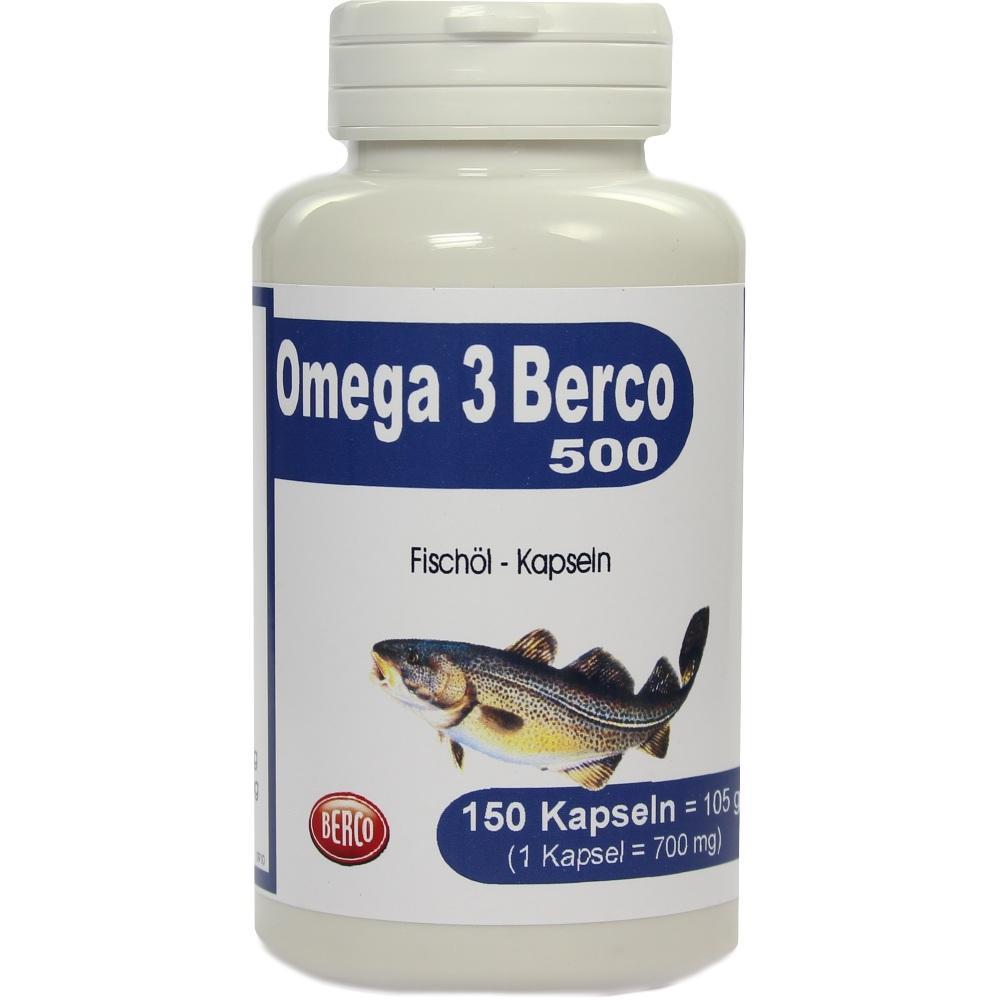 00114979, Omega 3 Berco 500, 150 ST
