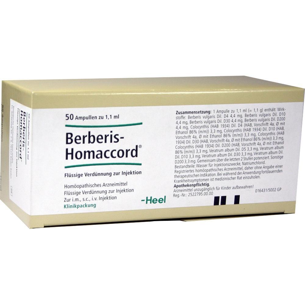 00117759, BERBERIS HOMACCORD, 50 ST