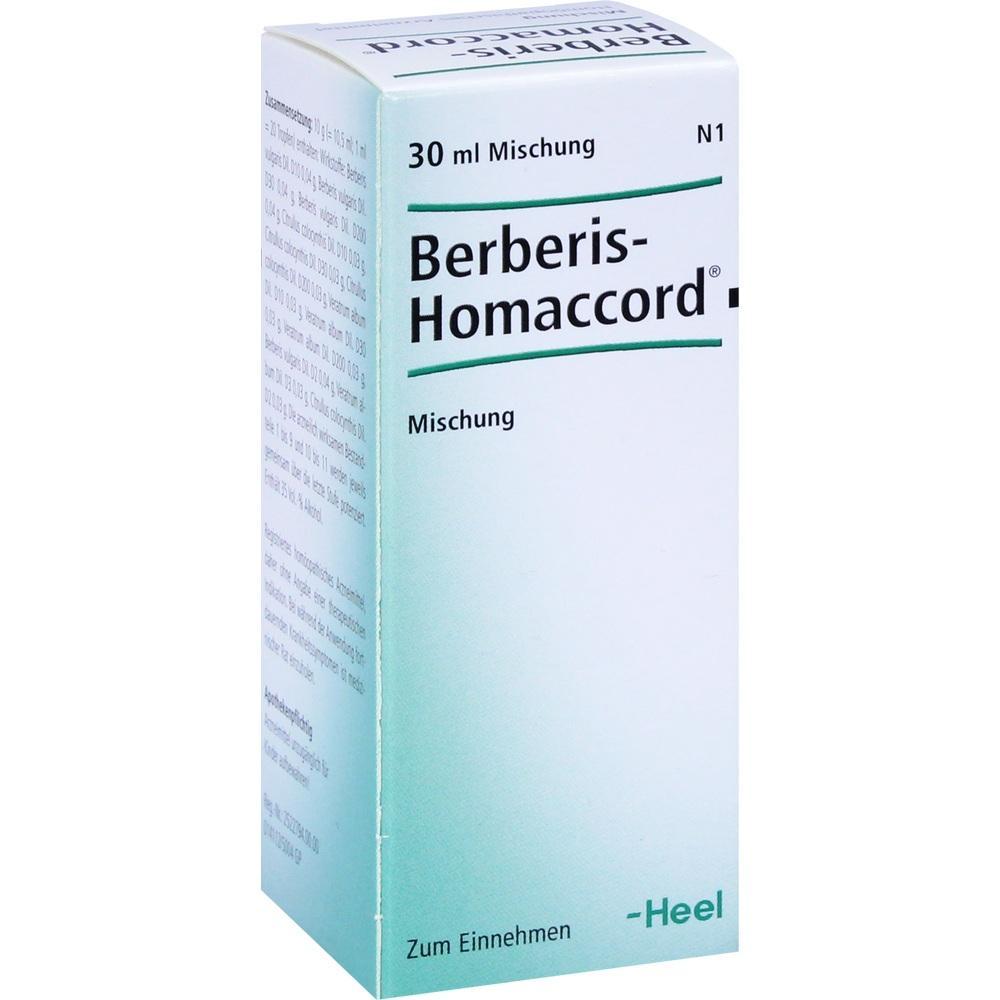 00117788, BERBERIS HOMACCORD, 30 ML