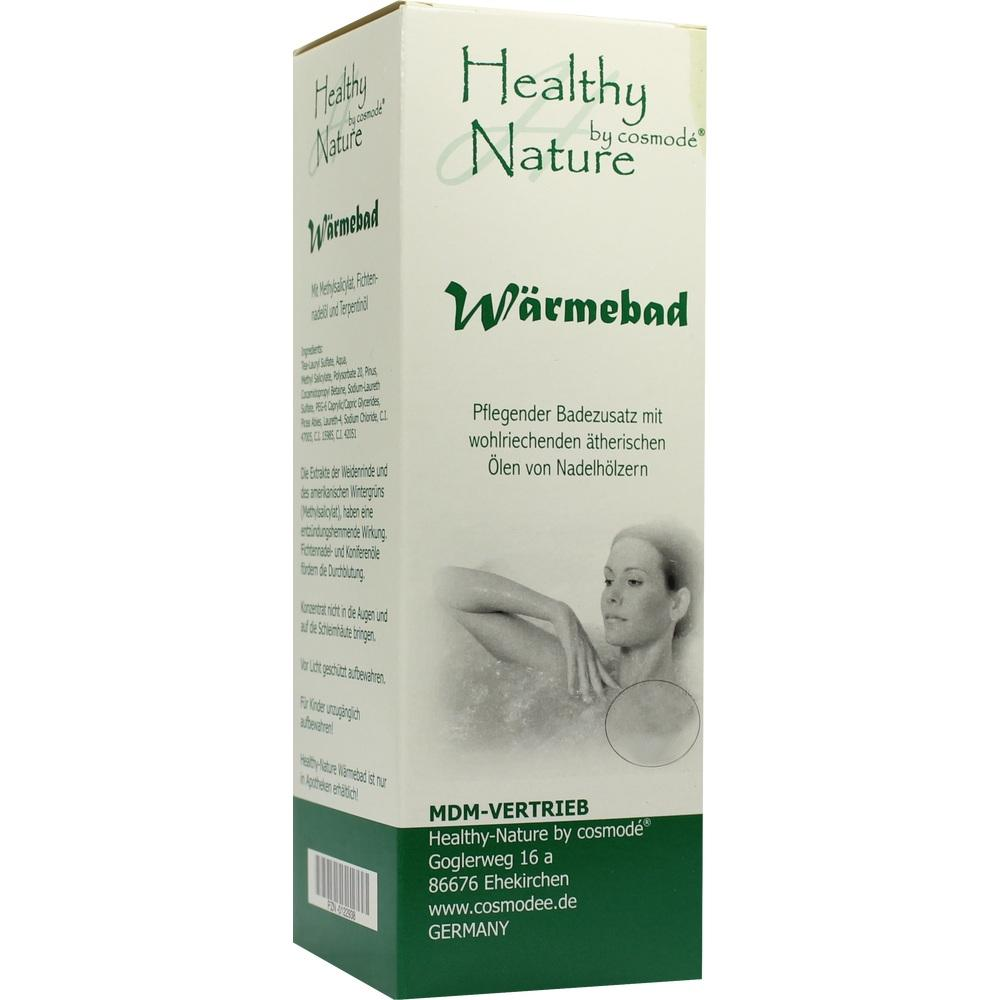 00122938, Healthy-Nature Wärmebad, 250 ML