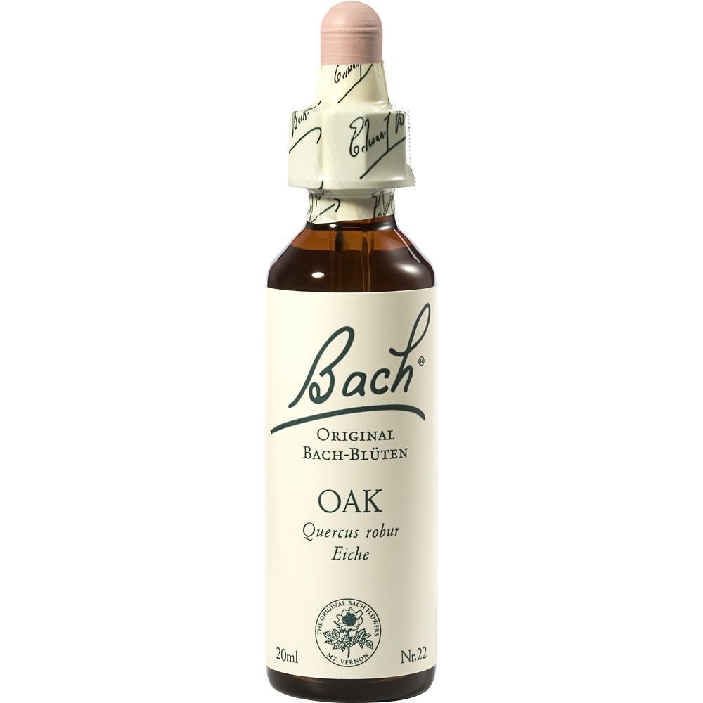 00125902, Bach-Blüte Oak, 20 ML