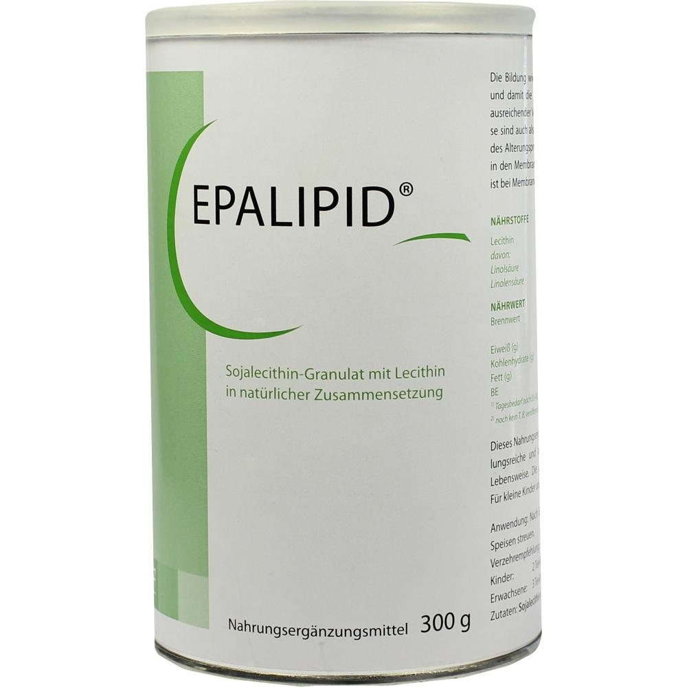 Biofrid GmbH & Co. KG EPALIPID SOJALECITHIN GRAN 00148671