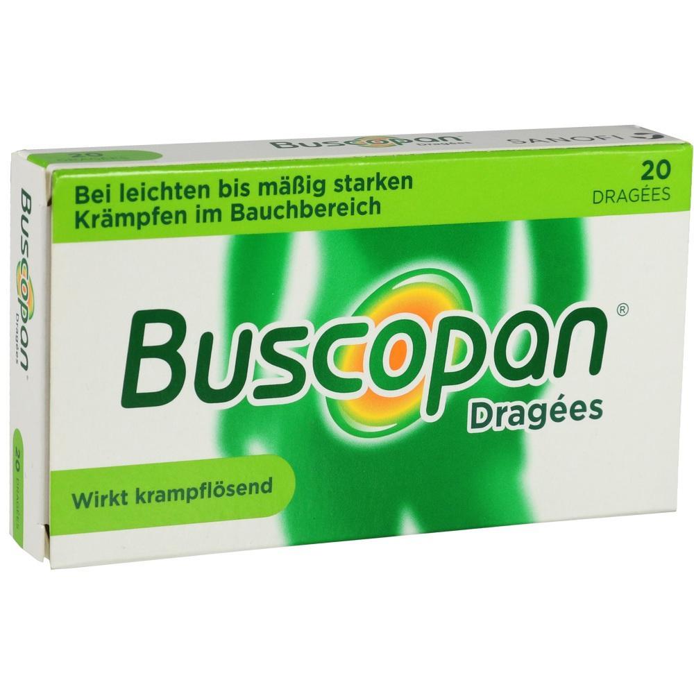 00161996, BUSCOPAN, 20 ST