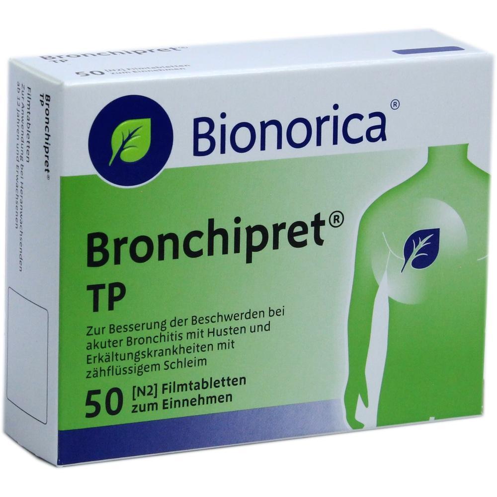 00168484, BRONCHIPRET TP, 50 ST