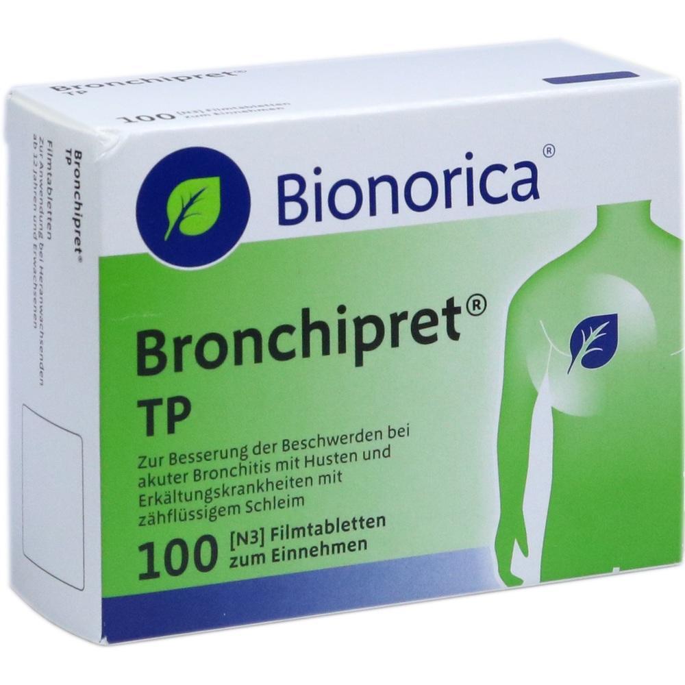 00168490, BRONCHIPRET TP, 100 ST