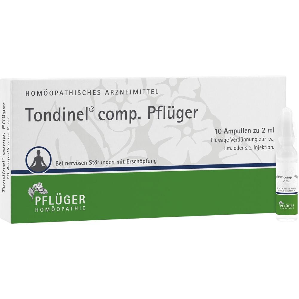 00169733, Tondinel comp. Pflüger, 10 ST