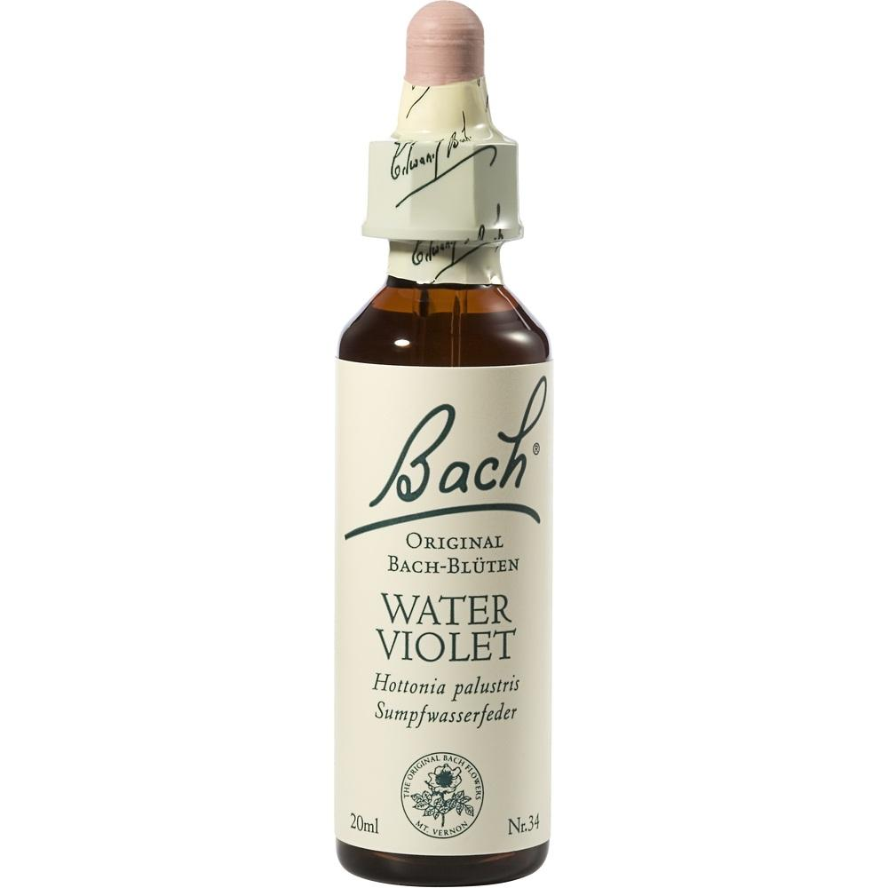00170096, Bach-Blüte Water Violet, 20 ML