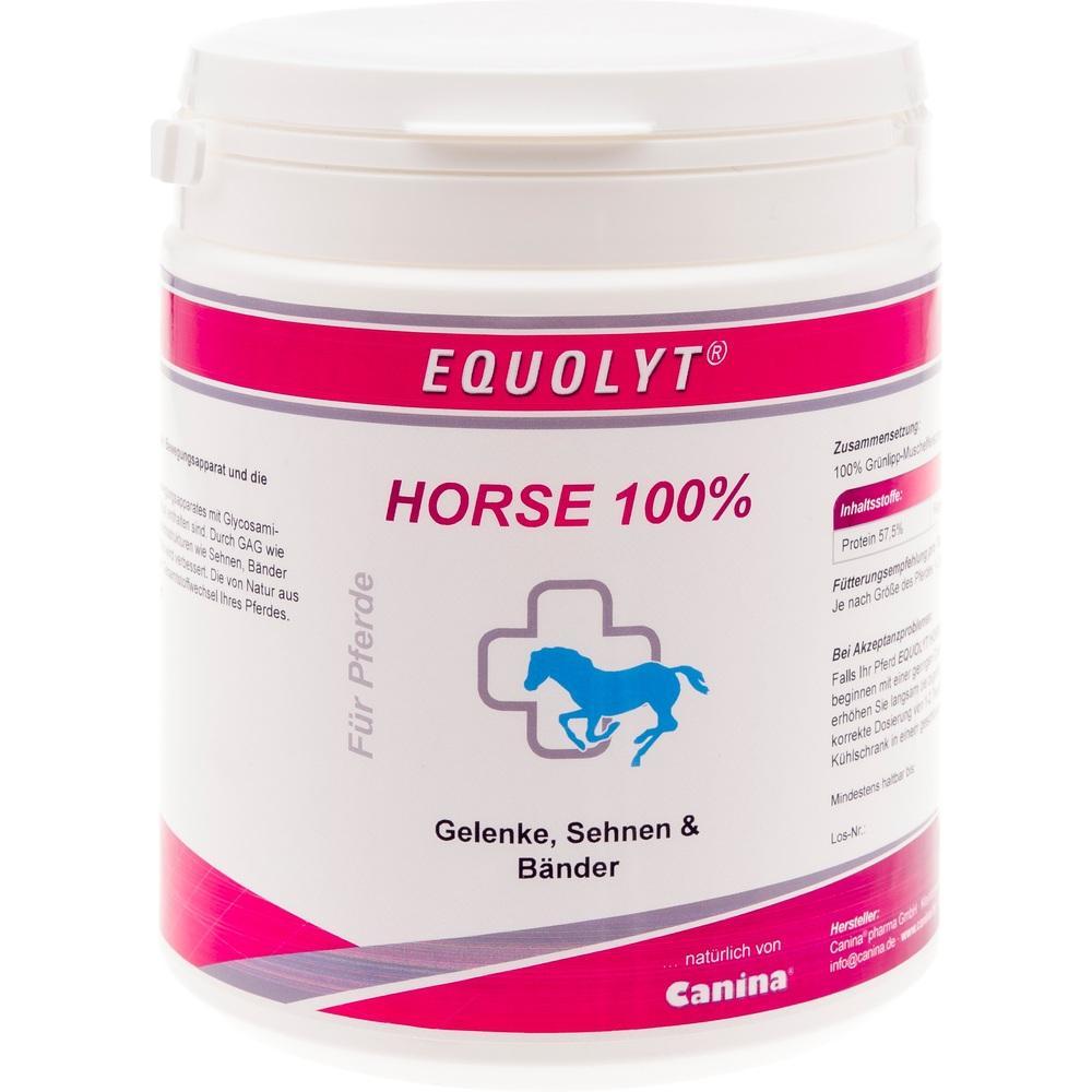 00171977, EQUOLYT Horse 100% vet, 400 G