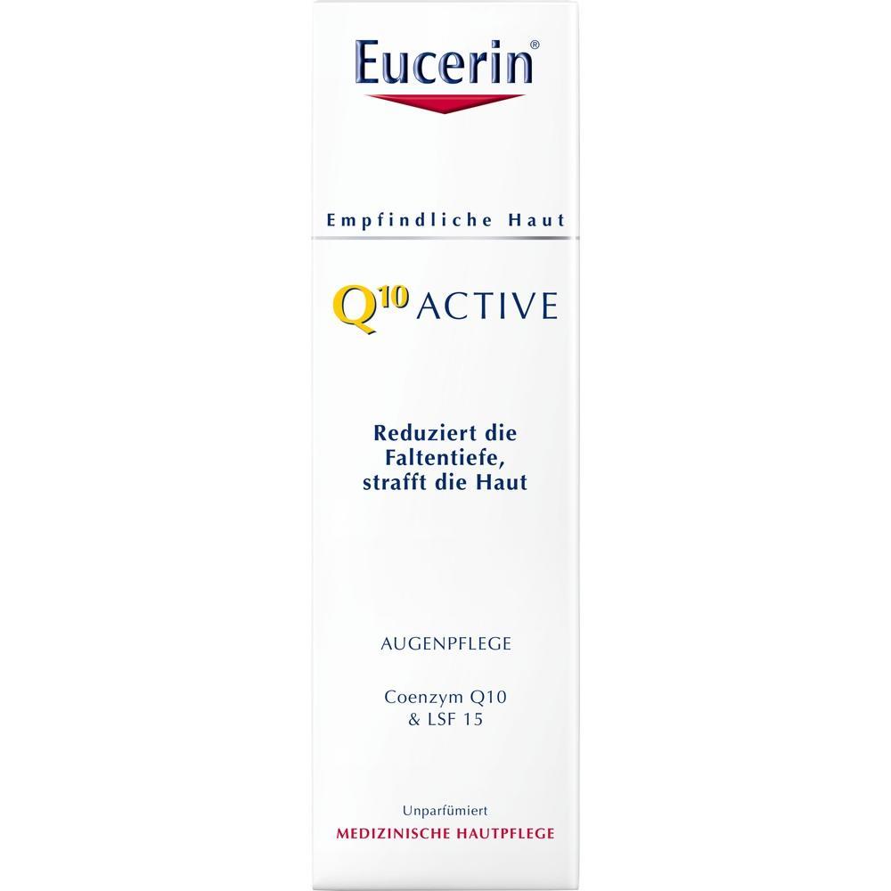 00180976, Eucerin EGH Q 10 Active Augen, 15 ML