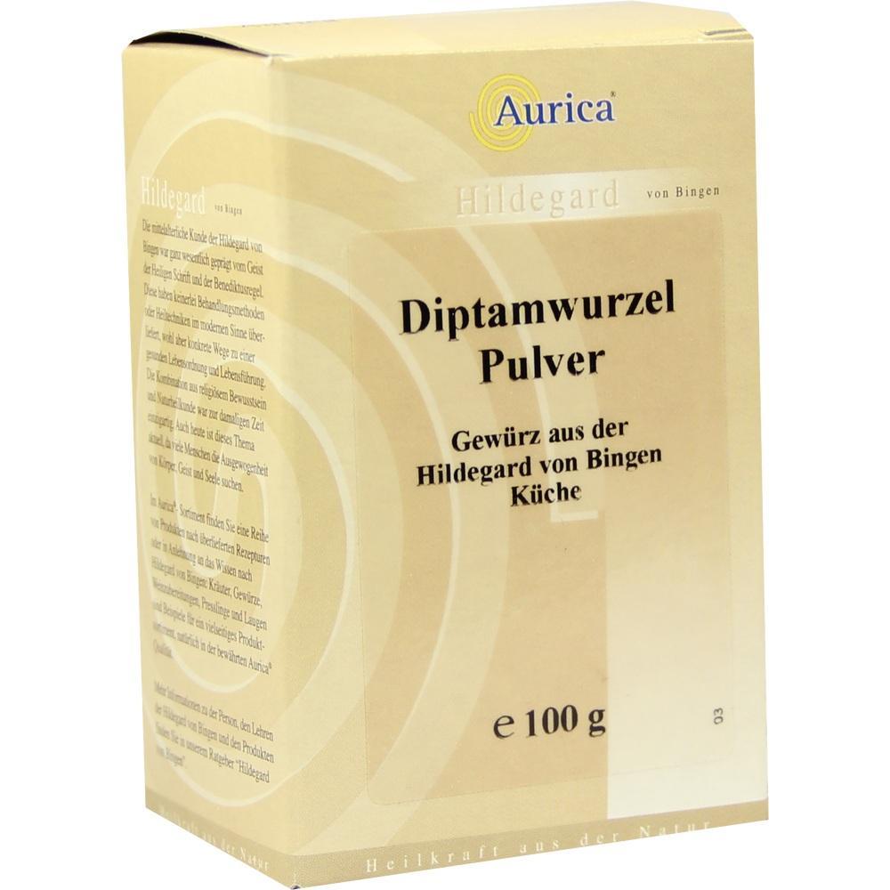 00210074, Diptamkrautpulver, 100 G