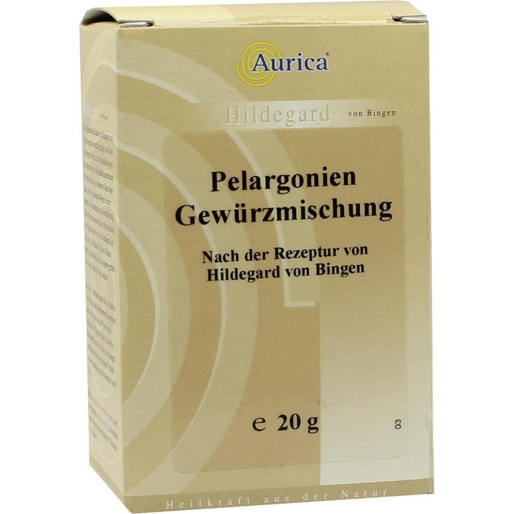 00210223, Pelargoniengewürzmischung, 20 G