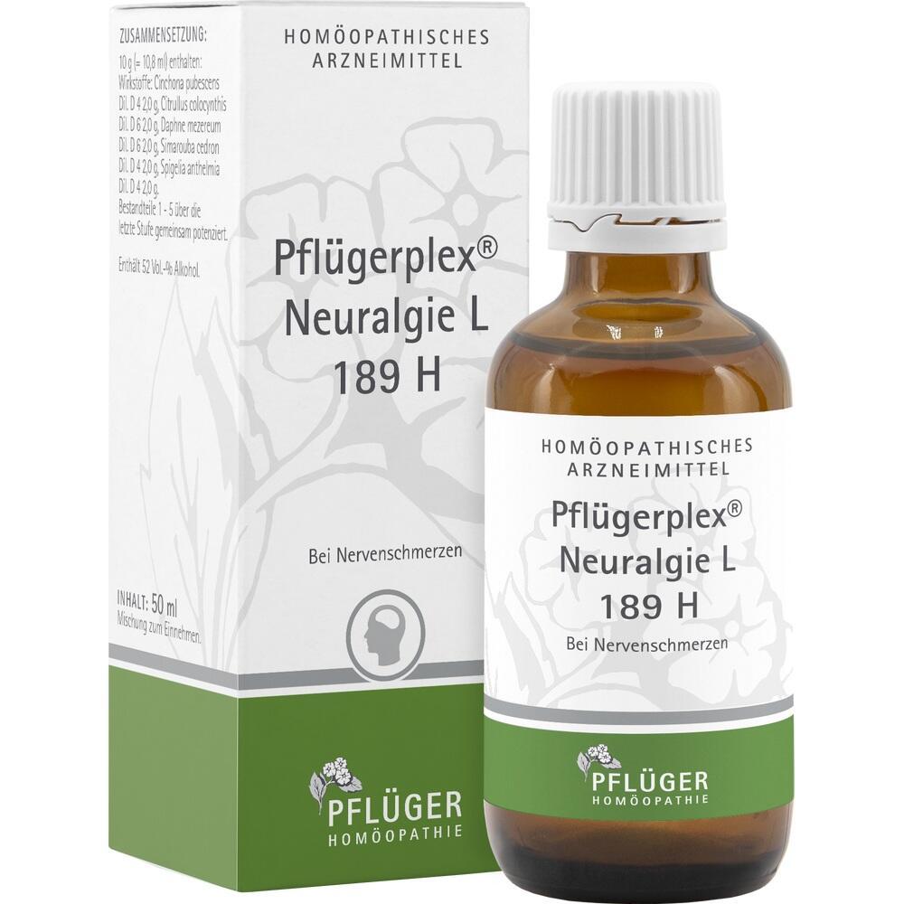 00214497, Pflügerplex Neuralgie L 189 H, 50 ML