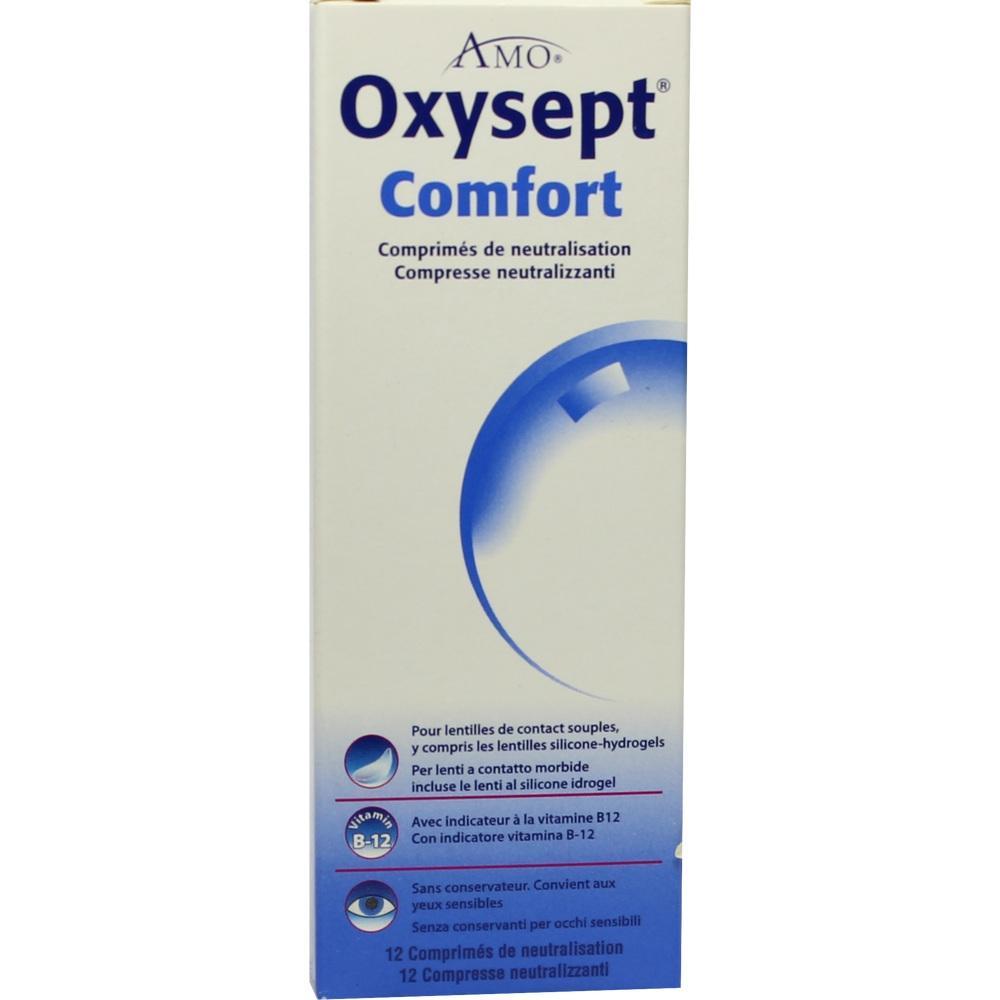 00227867, Oxysept Comfort Vit B12 Tabs, 12 ST
