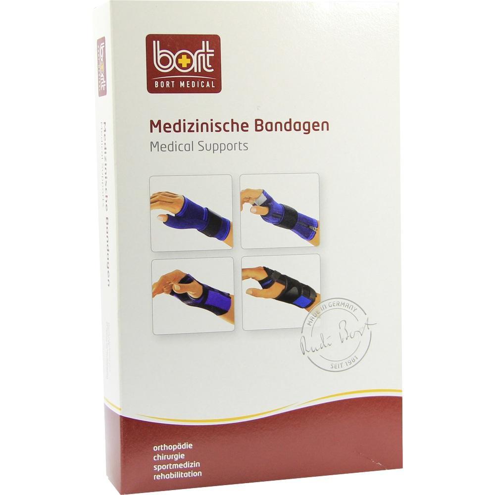 BORT ManuBasic Bandage rechts medium haut