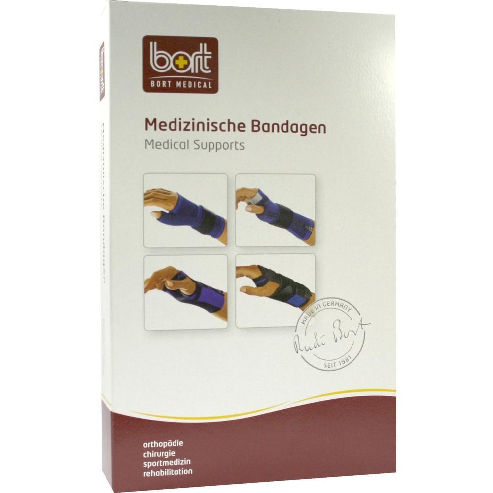 BORT ManuBasic Bandage rechts large haut