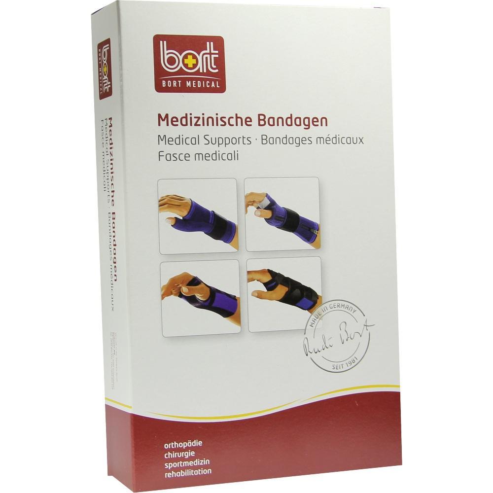 BORT ManuBasic Bandage links large haut