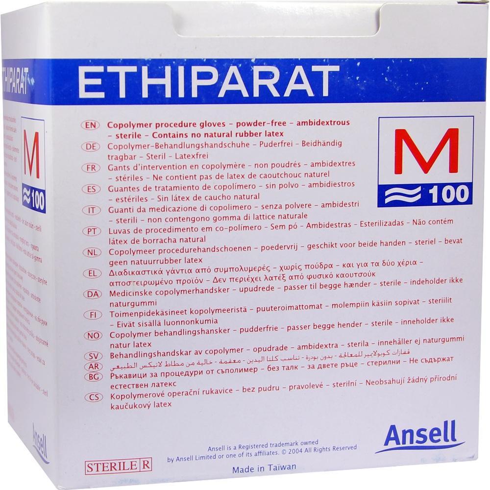 Serimed GmbH & Co. KG ETHIPARAT Untersuch.Handsch.ster.mittel M3345 00346603