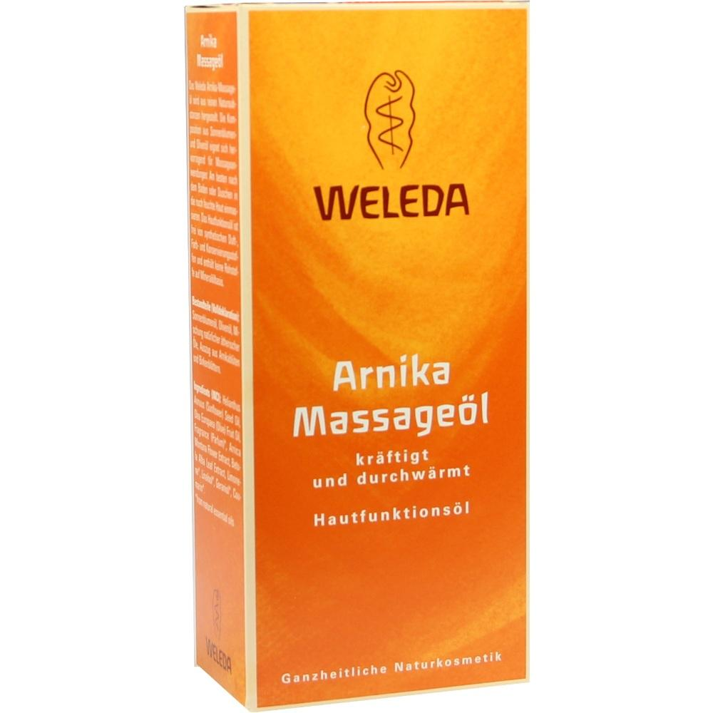 00357995, WELEDA ARNIKA Massage-Öl, 200 ML