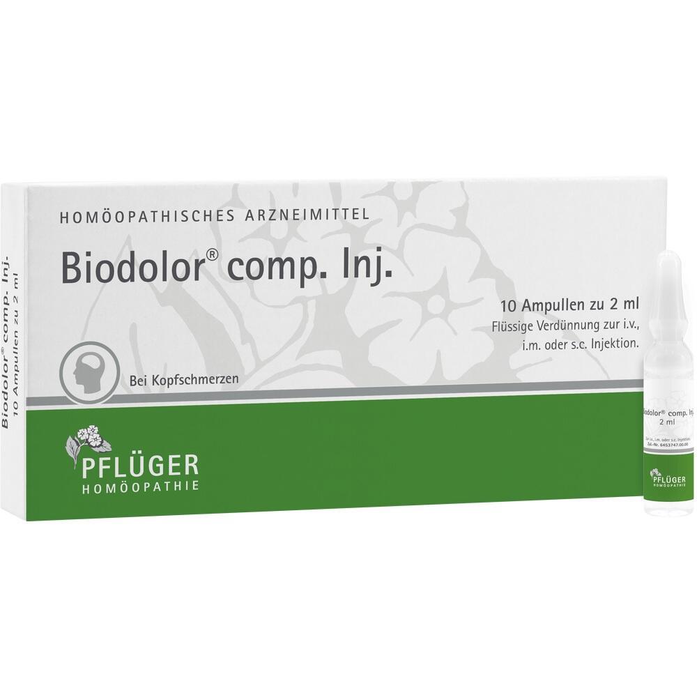 00365948, Biodolor comp.Inj, 10X2 ML