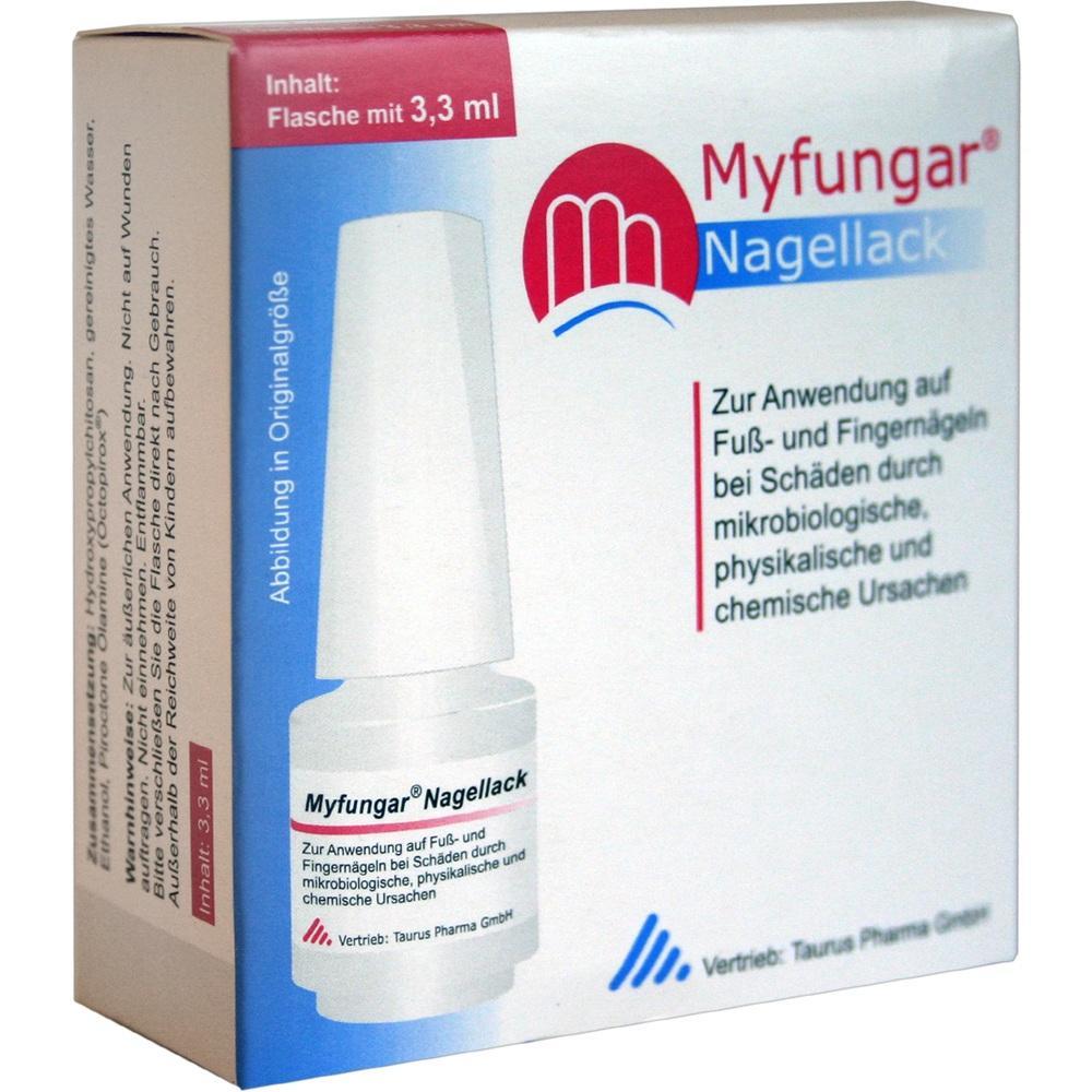 00467560, Myfungar Nagellack, 3.3 ML