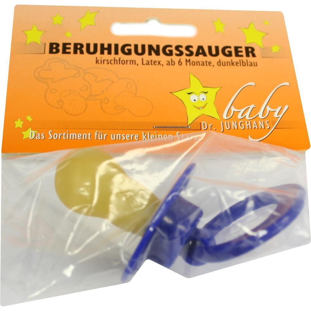 BERUHIGUNGSSAUGER Kirschf.Lat.ab 6 M.dunkelblau