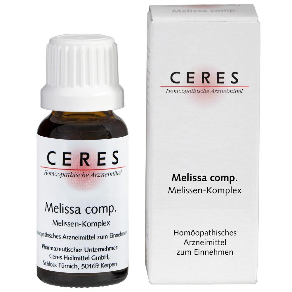 CERES Melissa comp.Tropfen