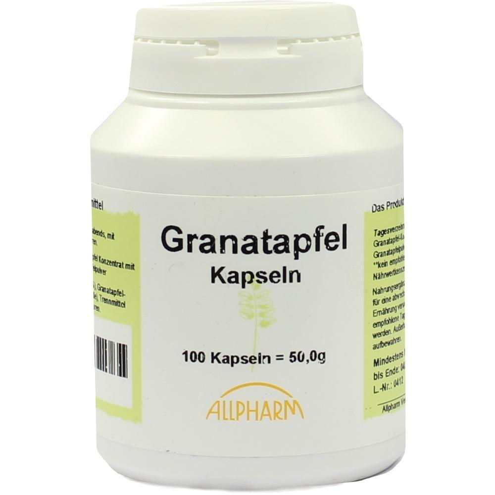 00583473, Granatapfel, 100 ST