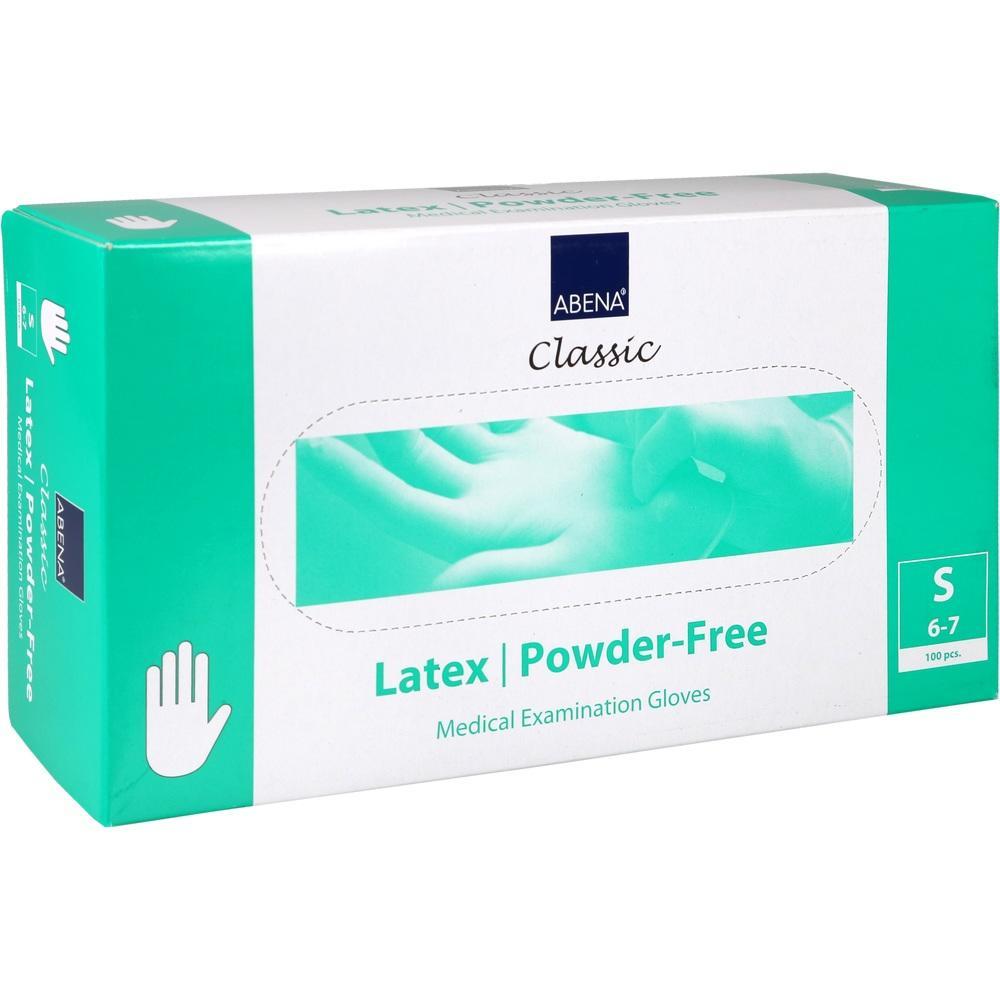 00623787, Latex-Handschuhe Small ungepudert 4387, 100 ST