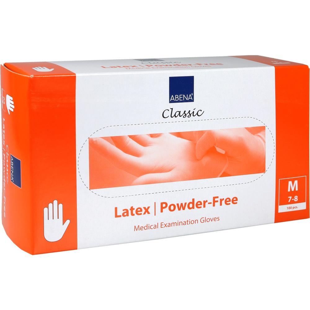 00623801, Latex-Handschuhe Medium ungepudert 4388, 100 ST
