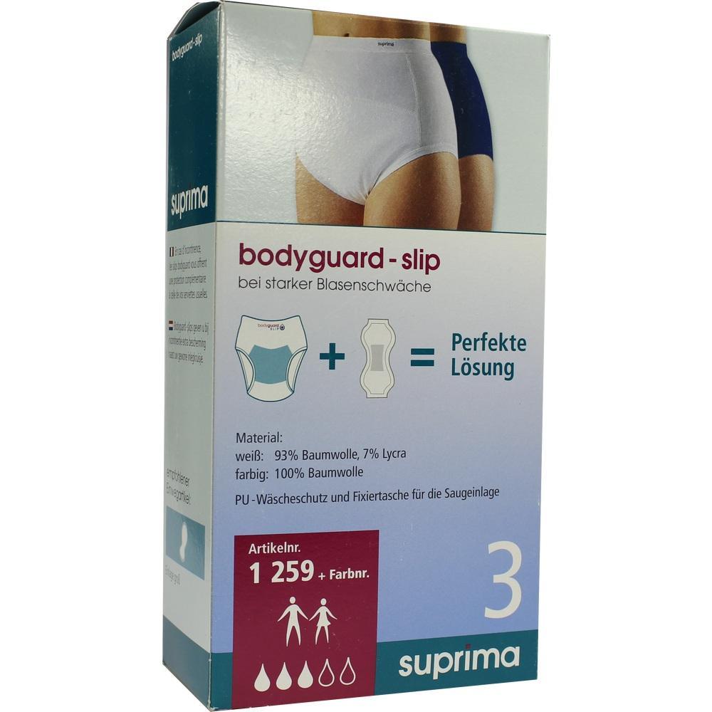 Suprima GmbH SUPRIMA Slip bodyguard 3 Gr.40/42 weiß 00678110