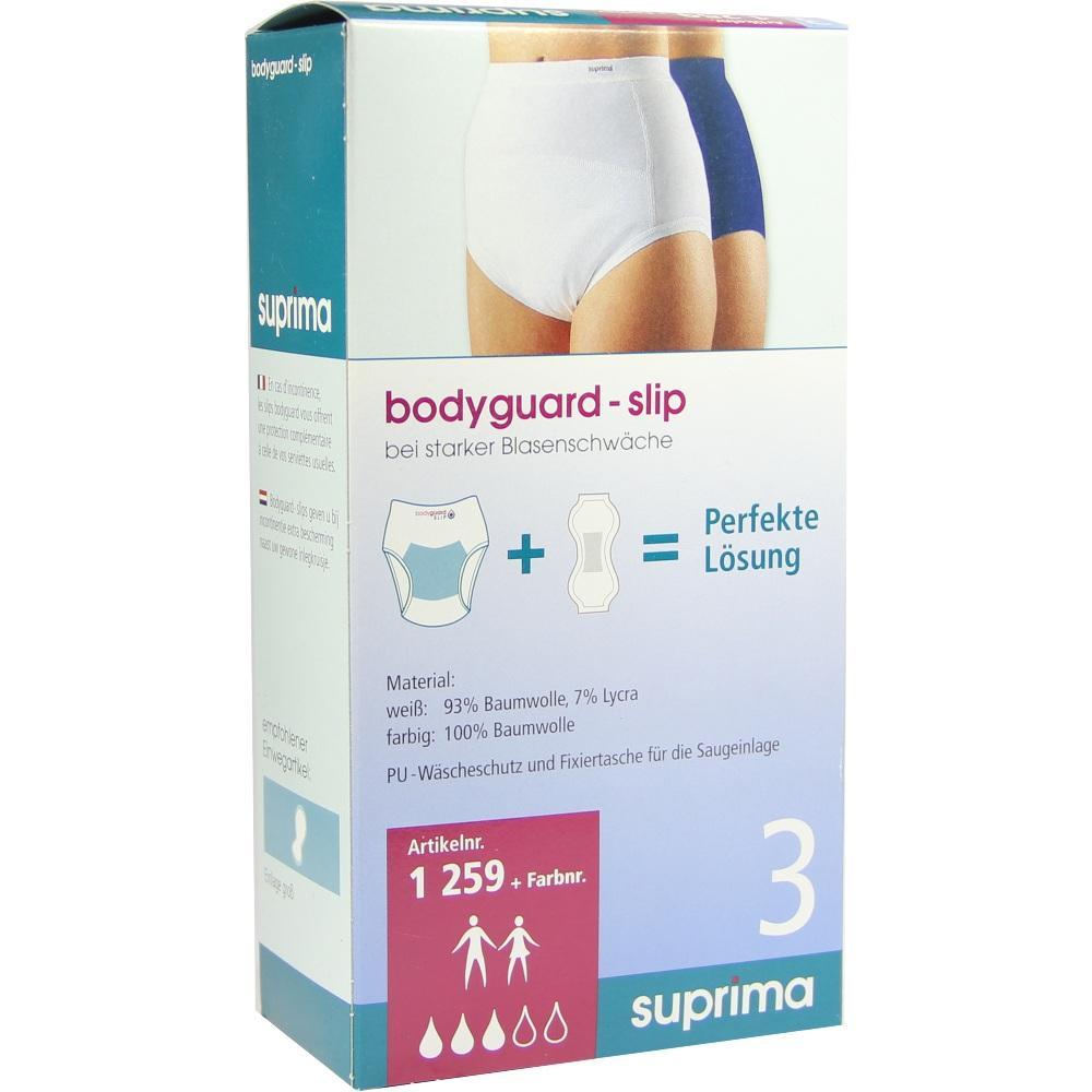 Suprima GmbH SUPRIMA Slip bodyguard 3 Gr.48/50 weiß 00678156