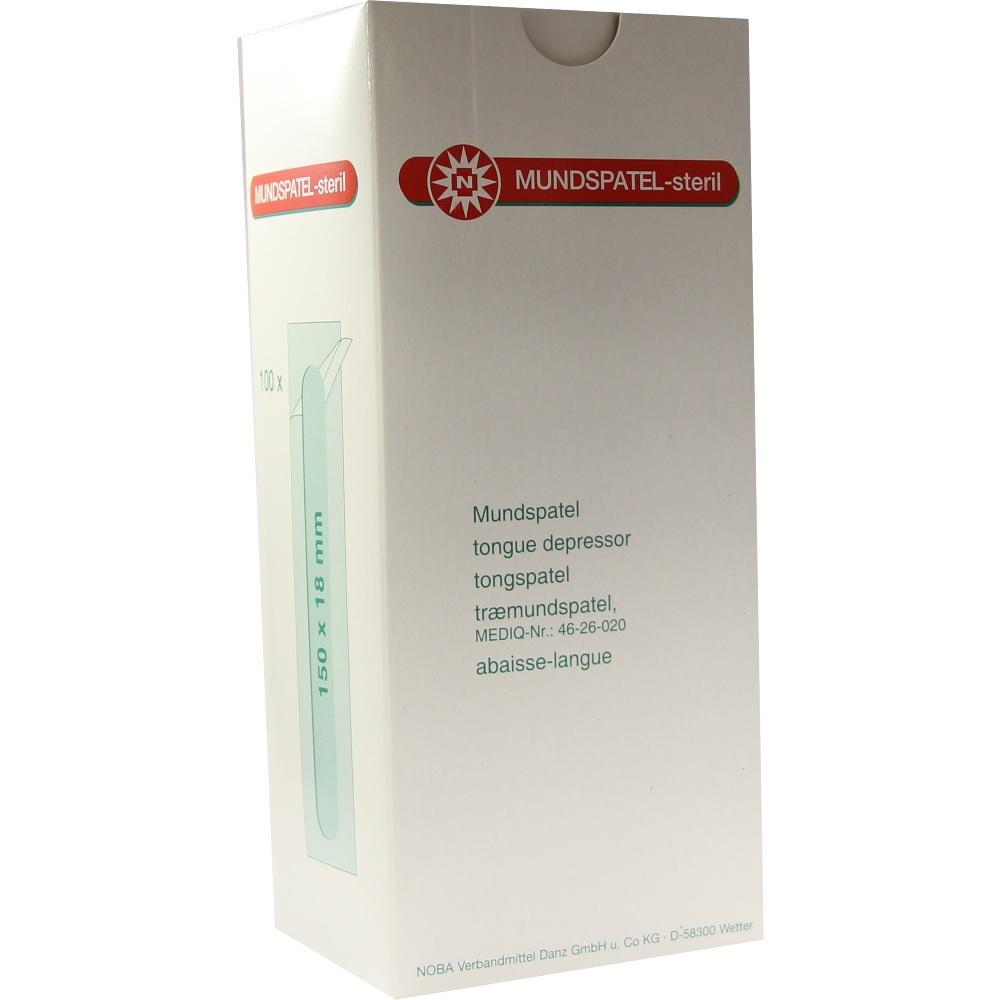 MUNDSPATEL steril
