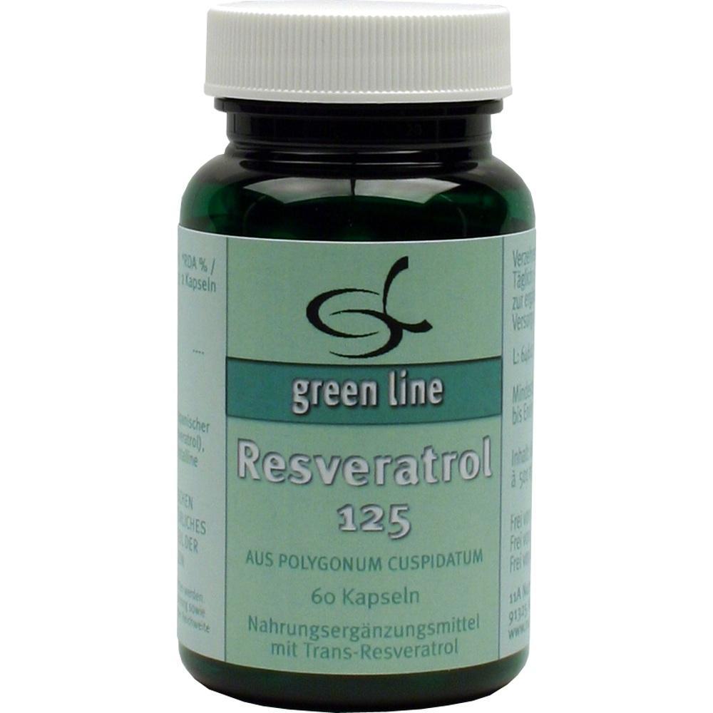 00721343, Resveratrol 125, 60 ST