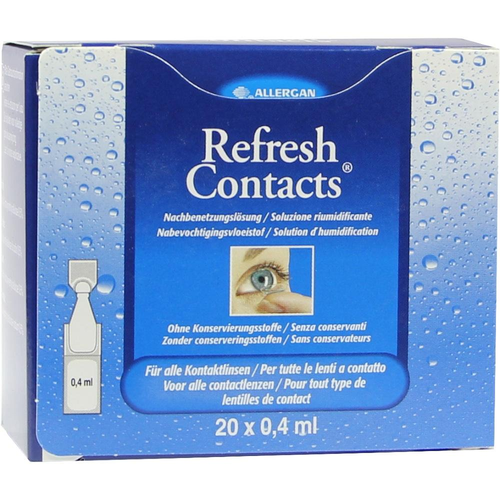 00729304, Refresh Contacts, 20X0.4 ML