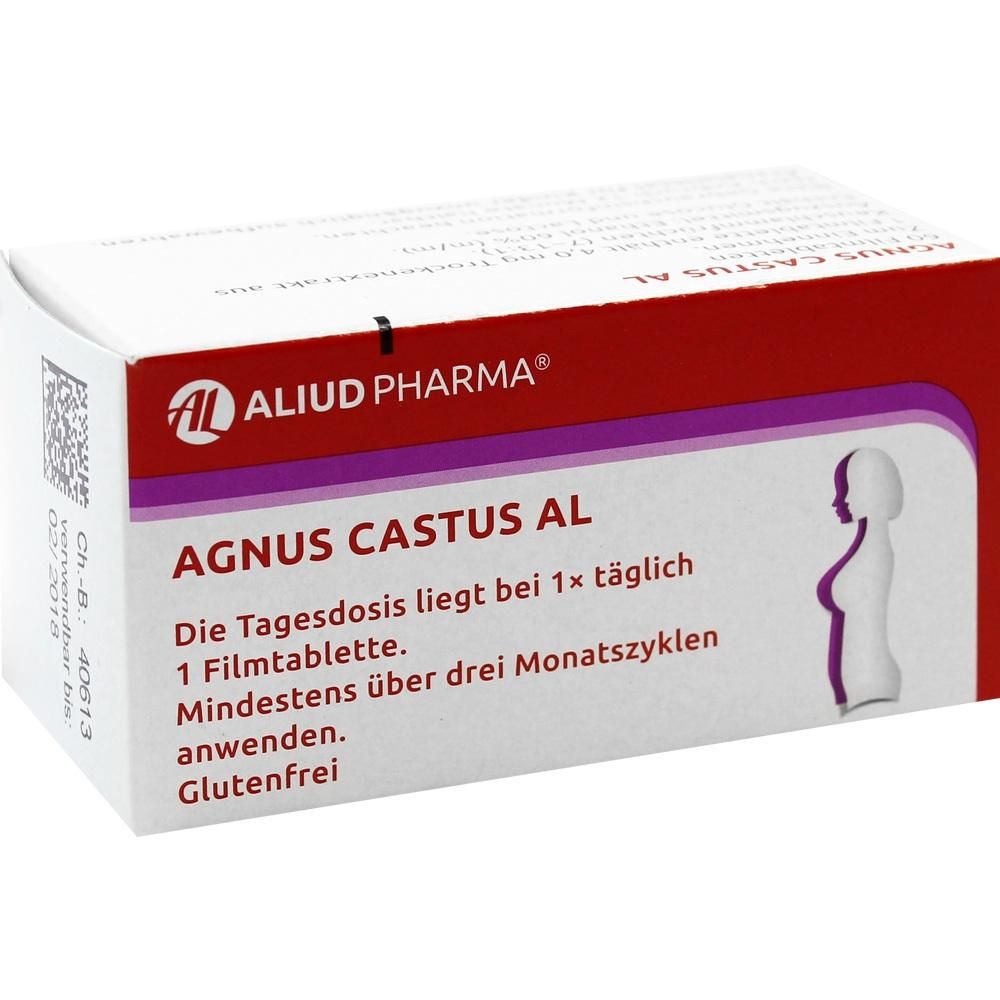 00739478, Agnus castus AL, 60 ST