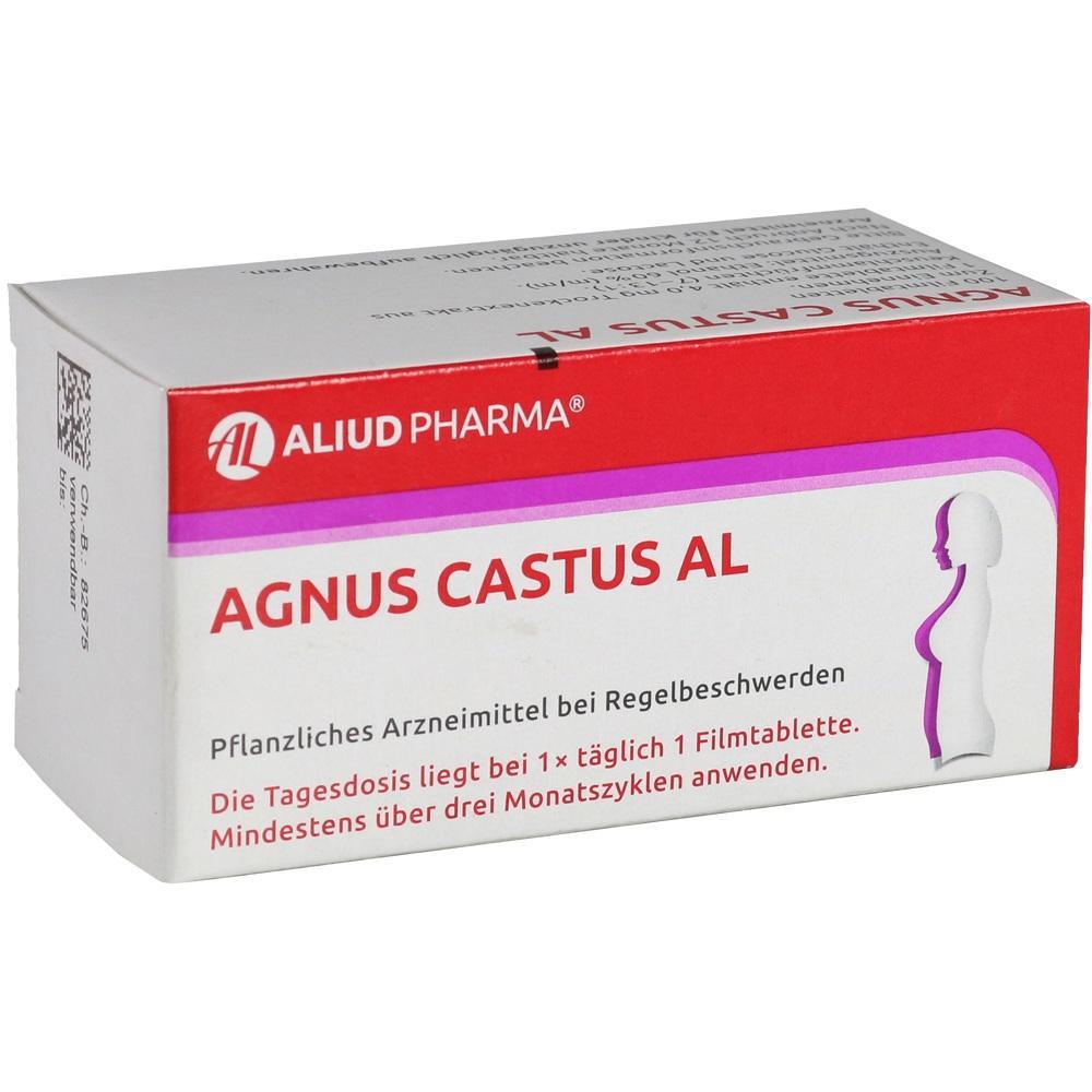 00739484, Agnus castus AL, 100 ST