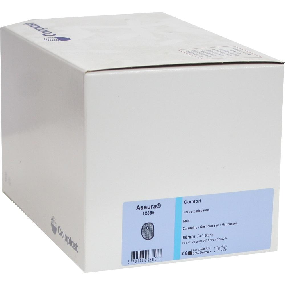 ASSURA COMF.Colo.B.2t.RR60 maxi haut 12386