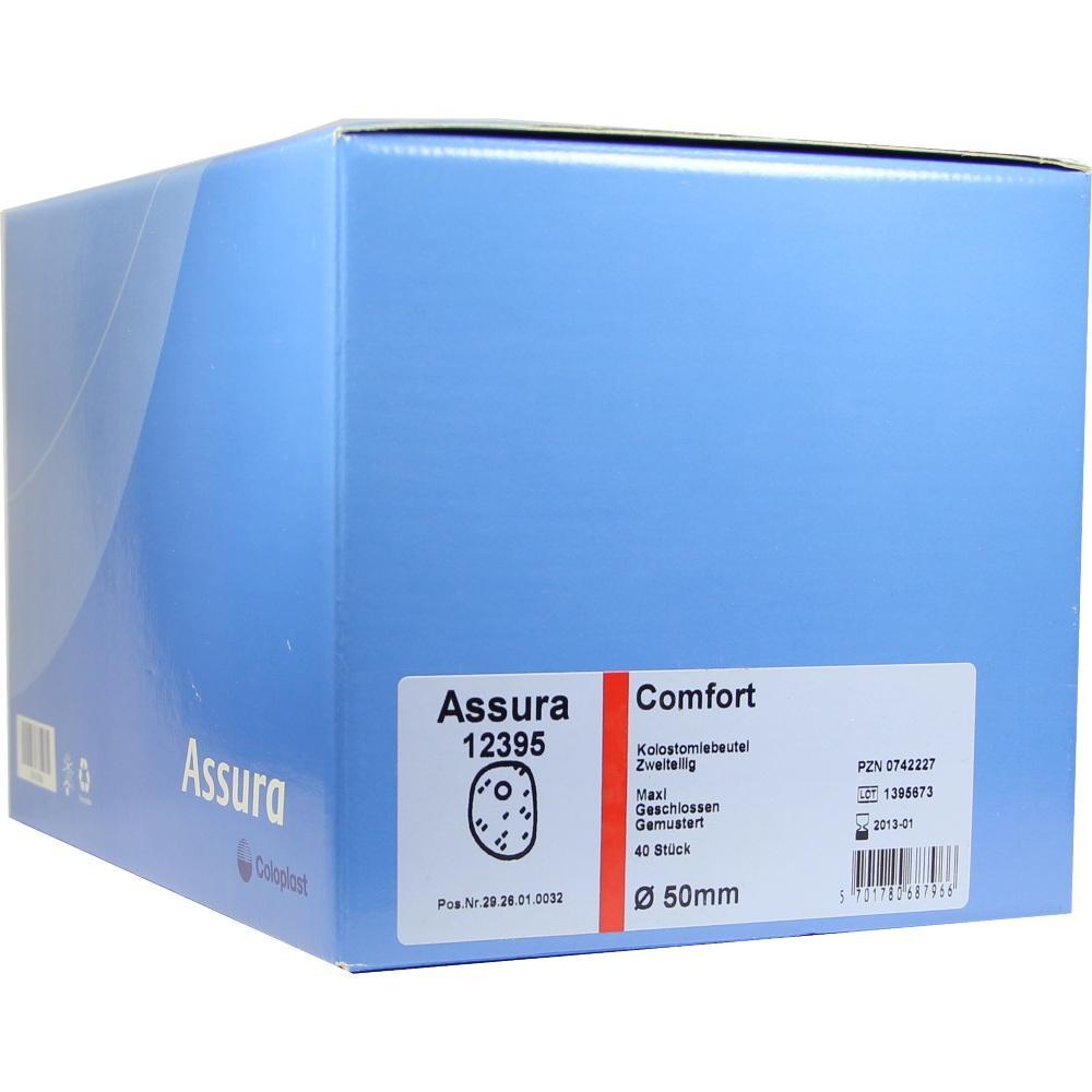 ASSURA COMF.Colo.B.2t.RR50 maxi gemustert 12395