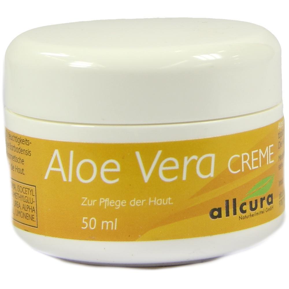 00744338, Aloe Vera Creme, 50 ML