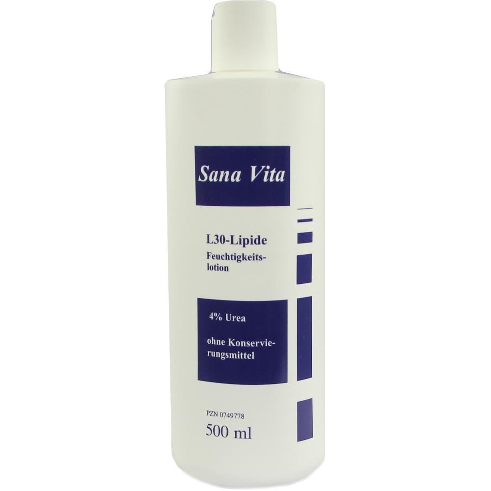 SANA VITA L30-Lipide Lotion