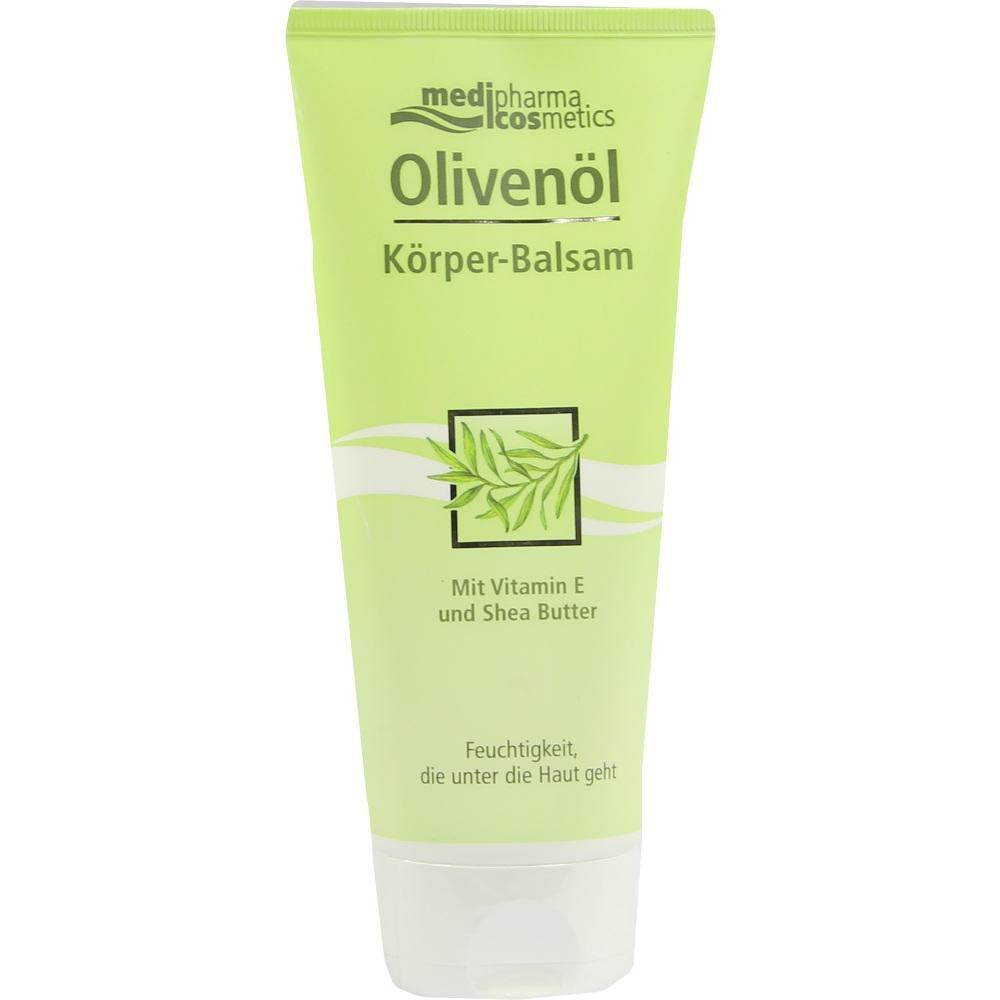 00788809, Olivenöl Körper-Balsam Reisetube, 200 ML