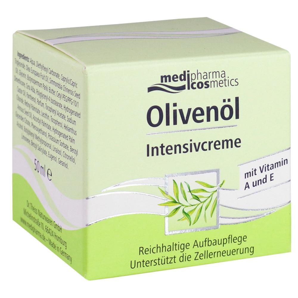 00788815, Olivenöl Intensivcreme, 50 ML