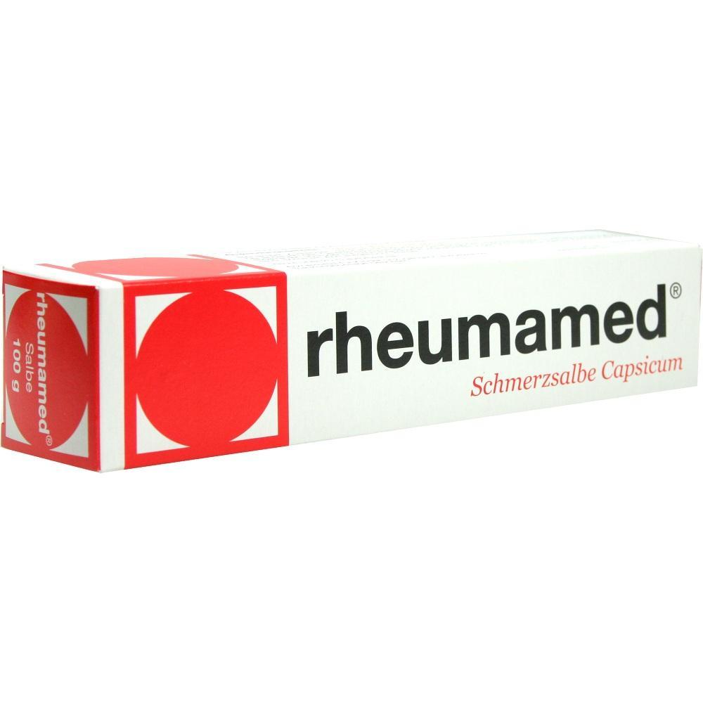 00796884, rheumamed, 100 G