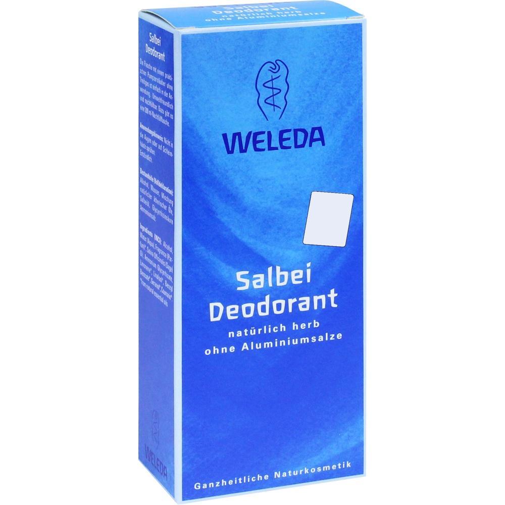 00838246, Weleda Salbei-Deodorant, 100 ML