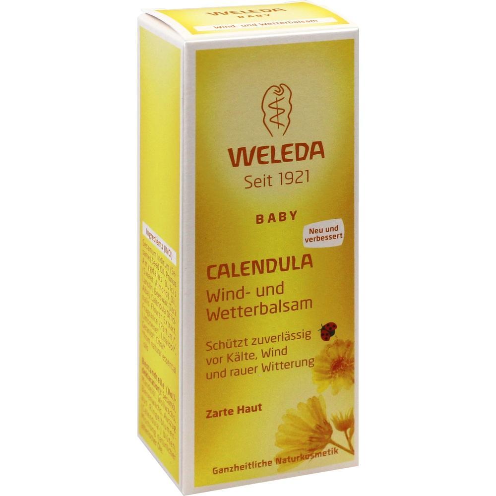 00871924, WELEDA Calendula Wind-und Wetterbalsam, 30 ML