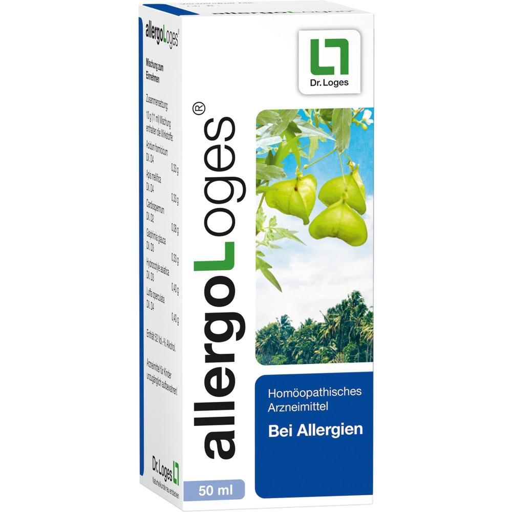 00910512, allergo Loges, 50 ML