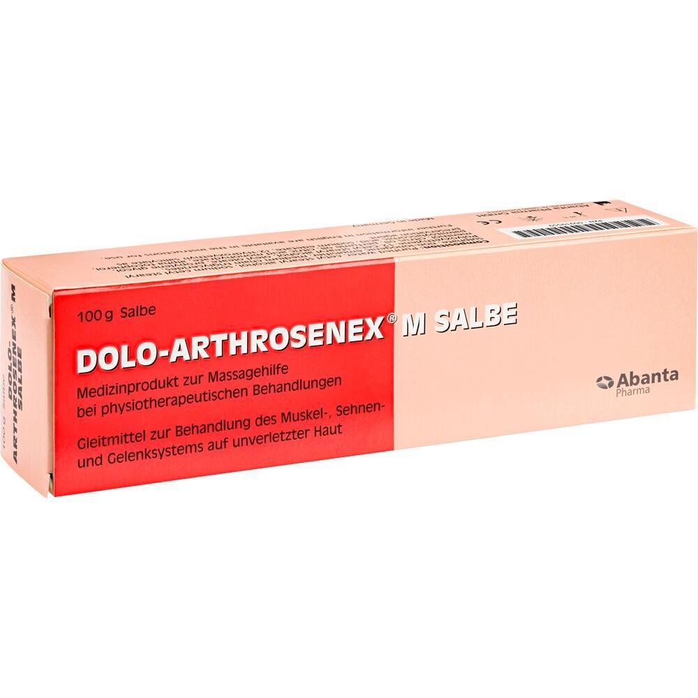 00919559, Dolo-Arthrosenex M SALBE, 100 G